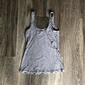 Lululemon Gray Tank